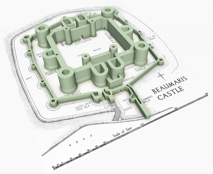 3D-модель Бомариса