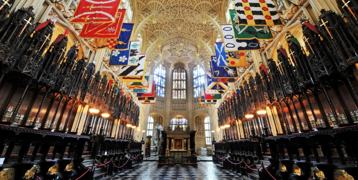 Часовня Генриха VII (или Часовня Леди)