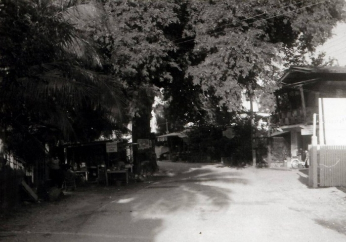 Так выглядела будущая Волкин стрит в 1966