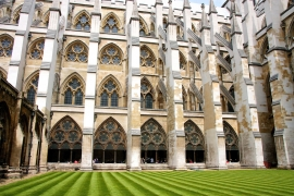 Westminster Abbey Great Cloister