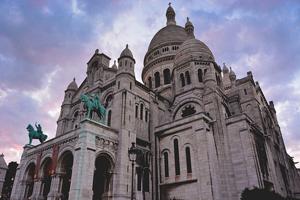 Базилика Сакре-Кёр в Париже (история, фото, как добраться)