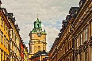 Сторкиркан – кафедральный собор Стокгольма