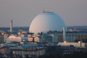 Эрикссон-Глоб в Стокгольме