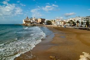 Сиджес – город в Испании, который нужно посетить хотя бы один раз в жизни