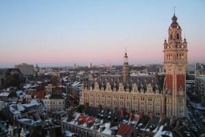 Лилль, столица французской Фландрии