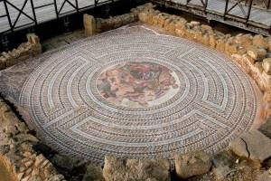 Дом Диониса в Пафосе