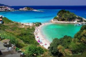 Удивительные и красивые пляжи Кушадасы в Турции