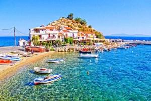 Отдых в Турции: великолепные пляжи Кушадасы