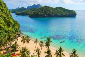 Остров Самуи, лучший выбор для отдыха в Таиланде