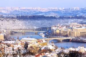 Отдых в Праге во время зимних каникул