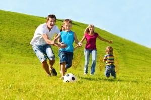 Как проводить качественно время со своими детьми