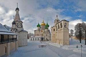 Новогодний тур по городам Золотого Кольца России