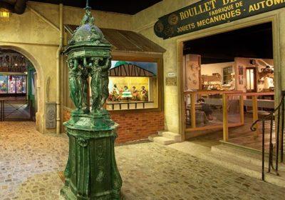 Национальный музей кукол и автоматов Монако