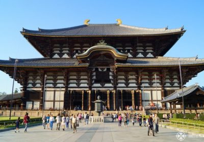 Два красивых места в Японии