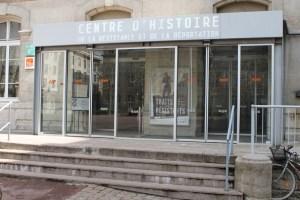Центр истории Сопротивления и депортации в Лионе