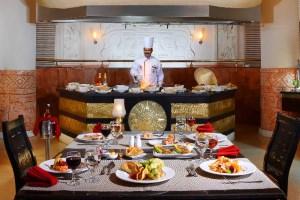 Еда в египетских отелях