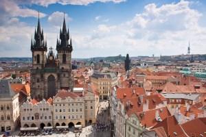 Прага: прогулка по Золотому городу