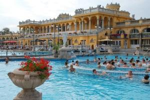 5 курортов с термальными источниками в Венгрии
