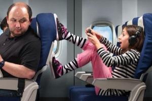 Советы для путешествия на самолетах с детьми