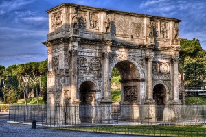 Триумфальные арки в мире