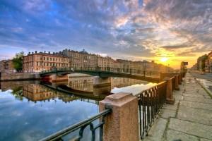 Санкт-Петербург: 3 интересных достопримечательностей