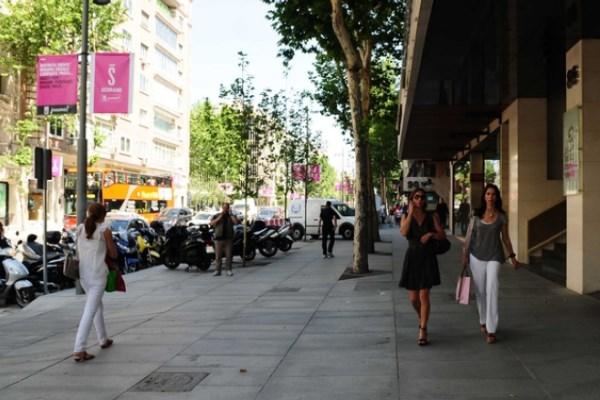 Calle Serrano, Мадрид