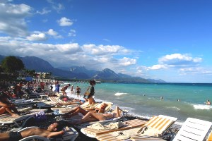 Турция: курорт Кемер как на ладони