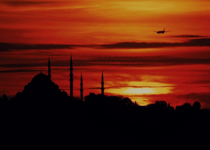 Круиз по Босфору или закат в Галатской башне