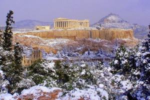 Куда поехать в Грецию на зимние каникулы