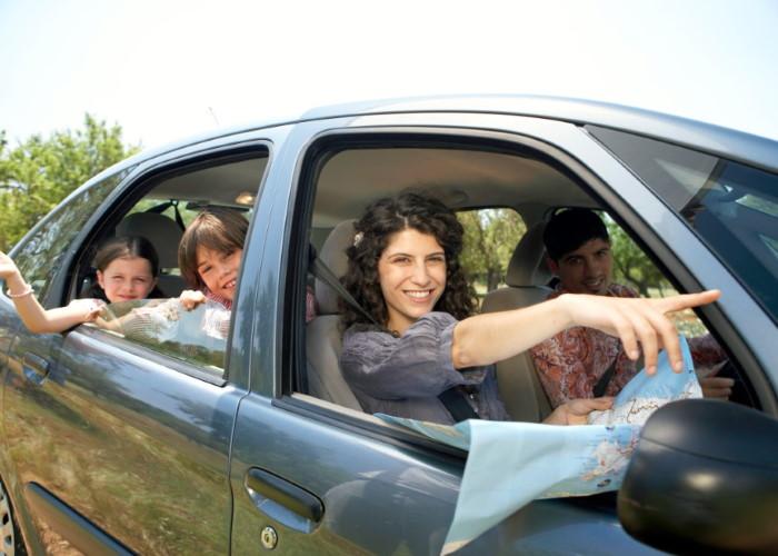 Несколько интересных идей, чем заняться в машине во время путешествия