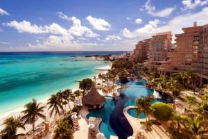 Отель Fiesta Americana Grand Coral Beach