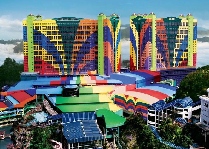 Отель First World Hotel, Малайзия
