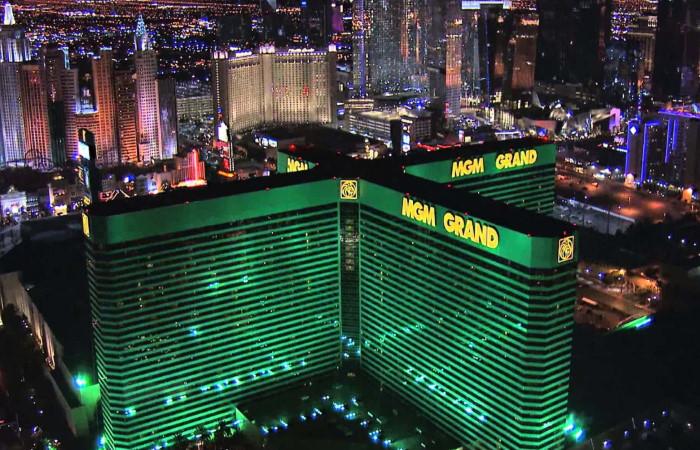 MGM Grand Las Vegas, Лас-Вегас