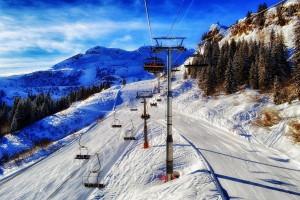Подготовка горнолыжных комплексов